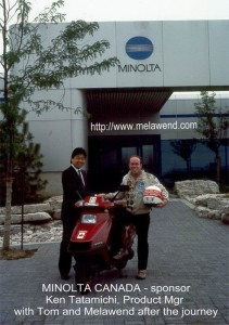 Minolta Canada - Ken Tatamichi