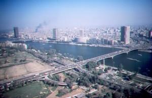 aaaaaaaa - Cairo from Cairo Tower