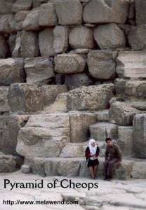 aaaaaaaaaaaaaaa - couple at pyramid close-up