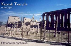 cccccc - Karnak Temple Luxor