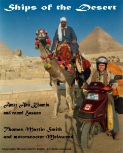 ccccccccccccc - Amer on Camel me on Melawend Pyramids