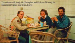 dddddddd - Andy and Dolores and Tom - Harrania