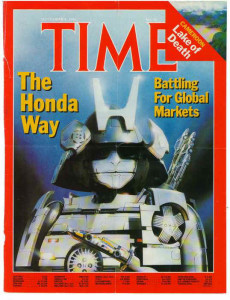 o - Honda Way Time cover