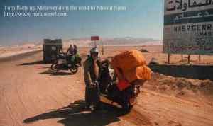 EGYPT - Sinai - bbbbbbbbb - fuel up on way to Sinai