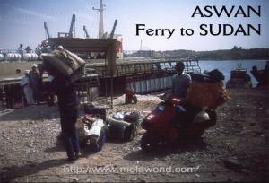 EGYPT ferry to Wadi Halfa 2