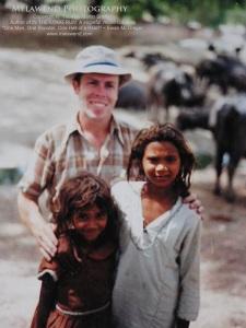 INDIA VARANASI Tom Smith meets untouchables in Varanasi India