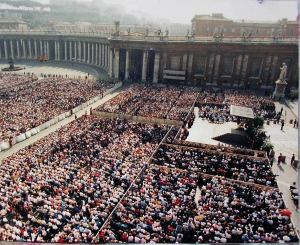 ITALY VATICAN POPE John Paul