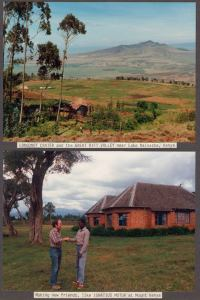 Longonot Crater, Mt Kenya hostel