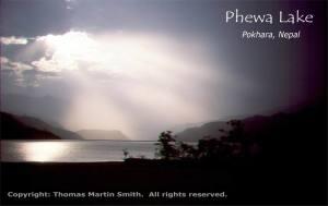 Nepal - Phewa Lake (2)