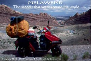 QUOTES 1 - MH - MELAWEND - on the home run across America.