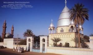 SUDAN Mahdi's Tomb a