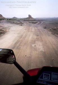SUDAN - Road to Wadi Halfa - FB - Melawend on the road to Wadi Halfa