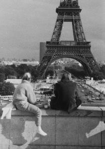 TR 4 - Paris couple
