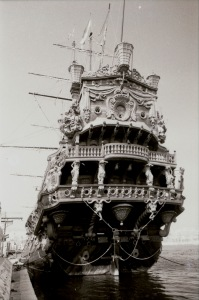 TR 5 - Cannes pirate ship