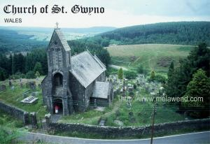 WALES guno church